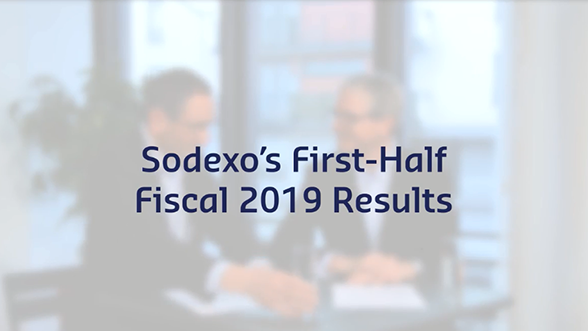 First Half Fiscal 2019 Results Video Still