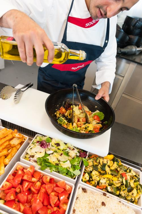 Sodexo to Provide Yale-NUS College Food Services Built on Sustainability
